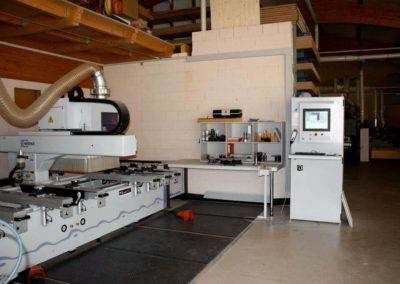 Desboeufs SA - Notre entreprise - Notre atelier